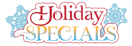 Come Catch the Glow - Holiday Specials and Deals